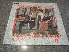 "The Hallelujah Minstrels ""Sing Their Song"" SEALED NM SKYLITE GOSPEL LP"