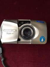 Olympus Stylus Epic Zoom 105 35mm Point & Shoot Film Camera All Weather