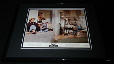 James Farentino Signed Framed 8x10 Photo The Pad and How to Use It