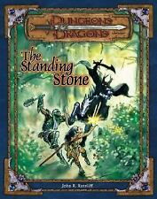 The Standing Stone: An Adventure for 7th-Level Characters (Dungeons & Dragons Ad