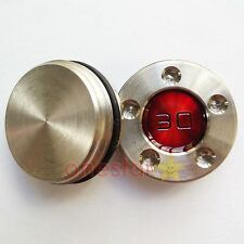 2x30g Custom Weights Screw for Titleist Scotty Cameron studio Button Back Puttes