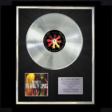 RADIOHEAD THE KING OF LIMBS CD PLATINUM DISC FREE P+P!!