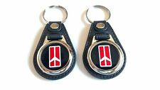 OLDSMOBILE KEYCHAIN 2 PACK BLACK
