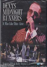 Dexy's Midnight Runners / It Was Like This (Live)  (DVD, NEU!)
