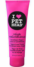Pet Head High Maintenance Leave-In Conditioner For Dogs Made in USA