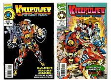 Killpower: The Early Years #1-4 (1993) Marvel VF/NM to NM