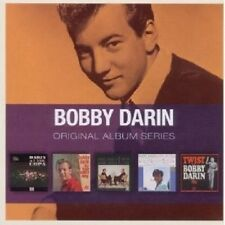BOBBY DARIN - ORIGINAL ALBUM SERIES VOL.2 5 CD POP NEU