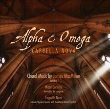 Macmillan: Alpha & Omega, New Music