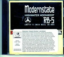 (EI485) Modernstate, Highwater Moonboot - 2004 CD