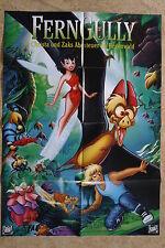 (P161) FILMPLAKAT FernGully - Christa und Zaks Abenteuer im Regenwald (1992)