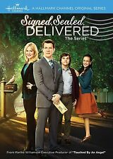 SIGNED, SEALED, DELIVERED: THE COMPLETE SERIES - DVD - Region 1 - Sealed