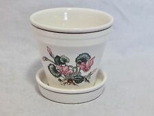 Villeroy & Boch Botanica  Small Planter Flower Pot with Base