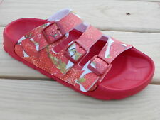 BIRKENSTOCK's  BIRKI  SANSIBAR Strawberry  SANDALS WM  SIZE 7 N  EU38     NEW