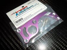 GPM GS025  renfort arrière droit violet  GS RACING - NITRO GS