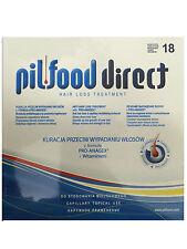 Nuevo 2016!!! Pilfood Anti Pérdida del Cabello Tratamiento con Pro-anagex 18 ampollas