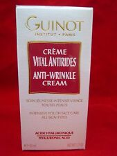 GUINOT Anti-Wrinkle Cream - 50 mL - NEW in box - fights wrinkles & lines - $61