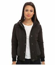 NEW Vans WOMENS STANDPOINT Jacket BLACK XS PARKA COAT JACK NWT $120 FREE US SHIP