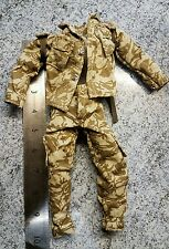 """1/6 scale Desert camouflage jacket and Pants for 12 """" figure MARVEL Studios toy"""