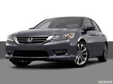 2013 Honda Accord LX Sedan 4-Door