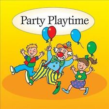 Party Playtime New DVD