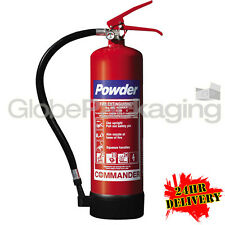 4KG DRY POWDER ABC FIRE EXTINGUISHER WAREHOUSE OFFICE