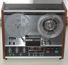 TEAC A-2300S ~ STEREO REEL TO REEL ~ TAPE DECK ~ AWESOME!