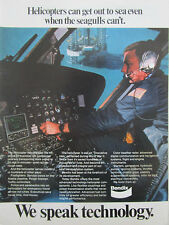 1-5/1980 PUB BENDIX OFFSHORE OIL HELICOPTER FLIGHT ENGINE INSTRUMENTS AD
