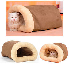 Winter New Suede Cat/Dog Bed Sofa Soft Warm Pet Kitty Puppy  Beds Sleeping bag