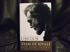 Team of Rivals : The Political Genius of Abraham Lincoln by Doris Kearns...