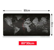 800*300*3MM Large World Map Speed Game Mouse Pad Mat Laptop Gaming Mousepad