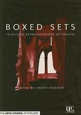 Boxed Sets: Television Representations of Theatre