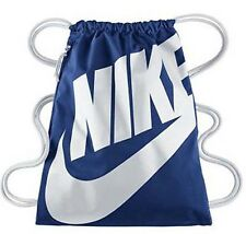 Nike HERITAGE GYMSACK Deep Royal Blue/White BA5128-411