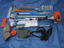 New KASEI gas 43cc pole Hedge trimmer,Chainsaw,Brush Cutter,weed wacker EPA