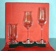 Riedel Vinum Spirit Sampler Tasting SET/3 Glasses Tequila-Cognac-Single Malt New