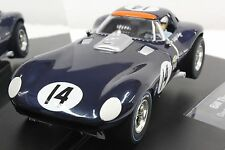 CARRERA 27414 EVOLUTION BILL THOMAS CHEETAH NEW 1/32 SLOT CAR IN DISPLAY