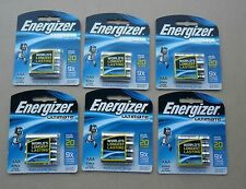 ENERGIZER AAA ULTIMATE LITHIUM BATTERIES 6 PACKS OF 4 BATTERIES 24 BATTERIES