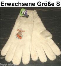 Handschuhe Bobbl Schaf Lammwolle Thinsulate Erwachsene S Wolle Wollhandschuh