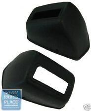 1965-70 Pontiac GTO Deluxe Seat Belt Retractor Covers - Pair - RCF-300