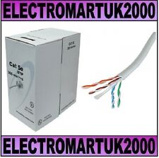 CAT5E ETHERNET NETWORK 4 PAIR CABLE 305M
