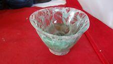 Superb Antique Vintage Chinese Quartz Crystal Brush Washer Pot