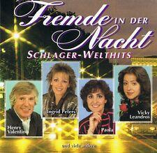 Fremde in der Nacht - Schlager Welthits - CD NEU Peter Beil Henry Valentino