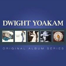 "DWIGHT YOAKAM ""ORIGINAL ALBUM SERIES"" 5 CD NEU"