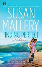Finding Perfect (Fool's Gold, Book 3), Susan Mallery, Good Book