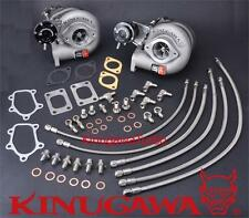 Kinugawa Twin Turbo Kit  FOR Bolt-On TD05H-16G Nissan Skyline GT-R RB26DETT