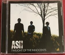 Ash. Twilights Of The Innocents. 2007 CD Album. Infectious - 12Tracks