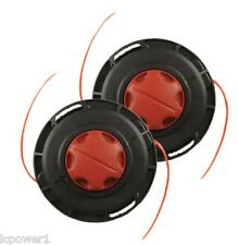 [HOM] [309034001] (2) Homelite String Trimmer Replacement String Head Assembly