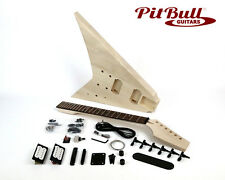 Pit Bull Guitars JK-1 Electric Guitar Kit