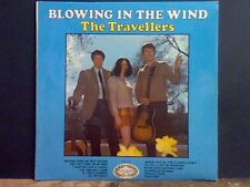 THE TRAVELLERS  Blowing In The Wind     LP   NEAR-MINT !!