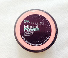 Maybelline Mineral Power Blush naturally luminous blush true peach /14oz