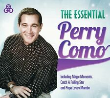 3 CD BOX ESSENTIAL PERRY COMO MAGIC MOMENTS CATCH A FALLING STAR PAPA LOVES MAMB
